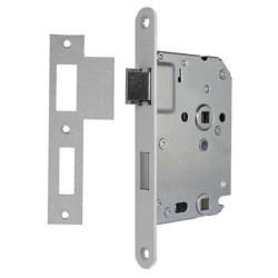 AXA WC-Slot 7165/54U-50mm WC63 Wit Gelakt