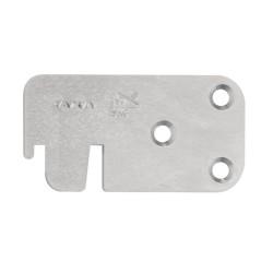 AXA Sluithaak 3319-93 Verzinkt V 3318+3319