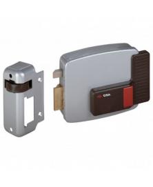 Cisa Oplegslot Elek 12V/Ac 11610 60mm D2