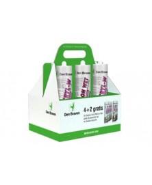 Zwaluw Sixpack acrylaatkit actieset (4 xacryl-w + 2x acryl wet on wet)
