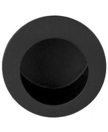 BASICS LB29 fingertip excentrisch mat zwart
