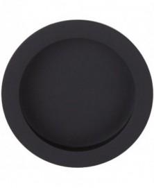 BASICS LB57 schuifdeurkom mat zwart