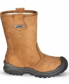 Grisport 72707C+Wool laars Bruin nubuck waterproof S3