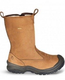 Grisport 72715C+Wool Laars Bruin waterproof S3