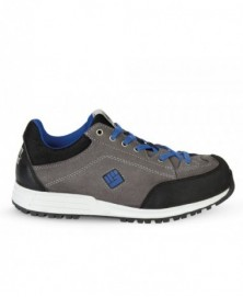 ToWorkFor Champion Safety Runner S3 grey blue