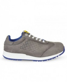 ToWorkFor Rival Safety Runner S1P grey blue