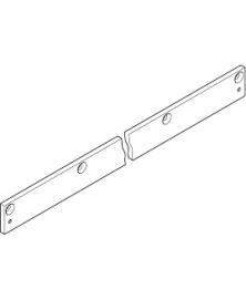 Dorma Porteo Montageplaat gs 30mm
