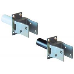Hawgood Scharnier Zonder Stop Set 4241 40mm Compleet RVS