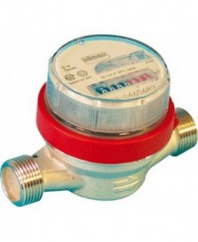 Itron watermeter ewv-imp 71810 3/4