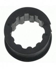 Walraven inlage 15mm zwart...