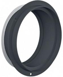 Nedco montagering alize 125mm zwart/wit