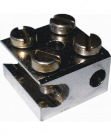 Radiator aardklem f open 1x6mm2+1x25mm2