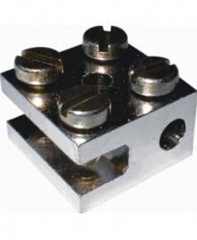 Radiator aardklem g open 1x6mm2+1x16mm2