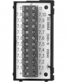 Siedle diodeset zd061-10 v 10 beldrukker