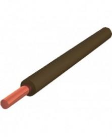 Nexans vd-draad eca 2,5mm2 bruin 100m