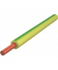 Nexans vd-draad eca2,5mm2 groen/geel 100