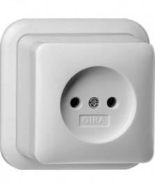 Gira wcd 047011 enkel opb wit