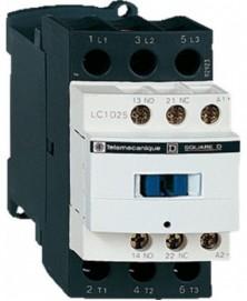 Schneider magneetschak lc1d258b7 24vac