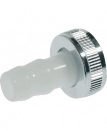 Ponnoplastic slangkopp 50014 3/4x1/2 chr