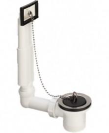 Viega plug-overloopcomb 100834 wit pp