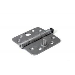 DX Kogelscharnier H367 2025 Rh89x89x3 RVS SKG***