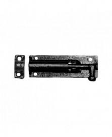 Kirkpatrick Deurgrendel 101x35mm smeedijzer zwart