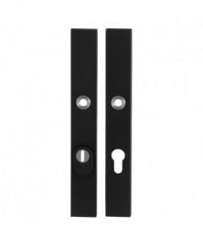 GPF VH schilden SKG*** 257x35 mm rechth smal KT PC92 zwart