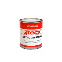 4Tecx Metal Ijzermenie 750ml