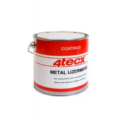 4Tecx Metal Ijzermenie 2,5L