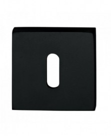 Mandelli Sleutelrozet vierkant Zwart