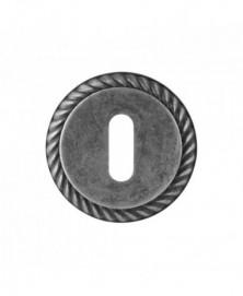 Mandelli Sleutelrozet Antiekchrome