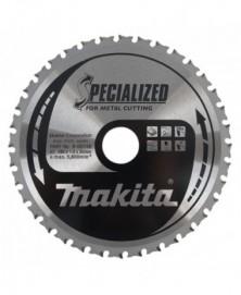 Makita zaagblad 136x1,5x20 30t metaal