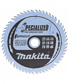 Makita zaagblad 150x1,5x20 32t metaal