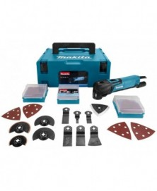 Makita multitool tm3010cx2j 320w