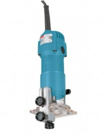 Makita kantenfreesmachine 3707f 440w 6mm