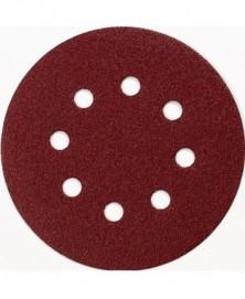 Makita schuurschijf velcro 125 red k240 10
