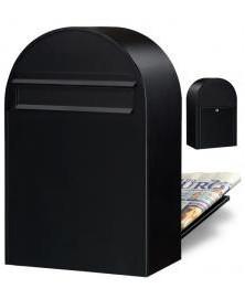 Bobi Classic B RAL 9005 zwart structuur