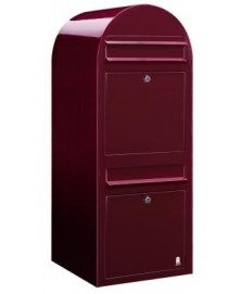 Bobi Duo RAL 3005 bordeauxrood