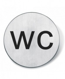 Almar Pictogram rond wc...
