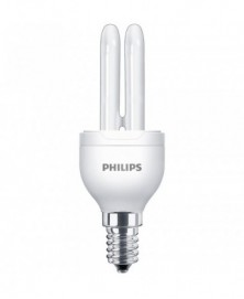 Philips spaarlamp genie 5w e14 6000u