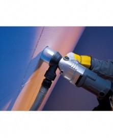 Dustprotect stofzuigadapter sds-plus