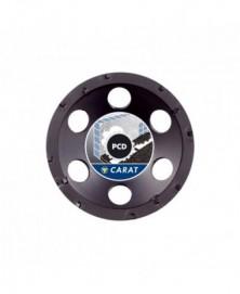 Carat slijpkop voor lijm/verfresten ø125x22,23 mm, pcd master