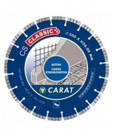 Carat diamantzaag beton ø350x25,40mm, cs classic