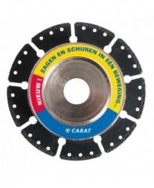 Carat pipe cutter ø125x22,23mm, cvpc classic