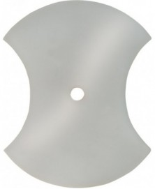 Carat steunschijf tbv boor ø68mm