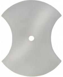 Carat steunschijf tbv boor ø122mm