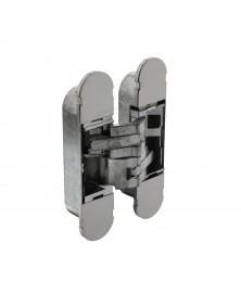 Intersteel onzichtbaar Scharnier nikkel 3D verstelbaar