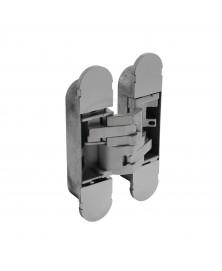 Intersteel onzichtbaar Scharnier zilvergrijs 3D verstelbaar