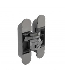 Intersteel onzichtbaar Scharnier fiberglas nikkel 3D verstelbaar