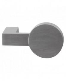 GPF Massief verkropte knop rond 90/ 52x13mm tbv VH-schilden vast incl. wisselstift